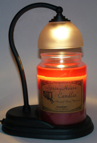 Candle Warmer Lamp Melts Candles