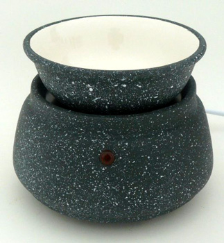 electric wax tart melter, electric wax tart burner, wax potpourri burner
