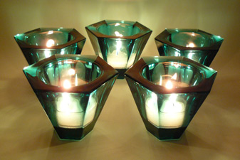 tealight cup, glass votive cup