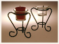candle holder, votive candle holders